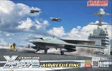 1/48 U.S Navy UCAS X-47B Air Refueling Limited Edition