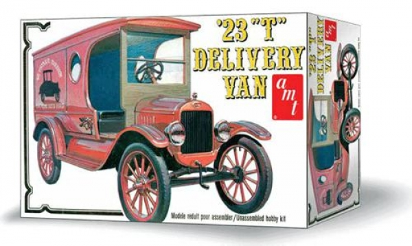 1/25 1923 Ford T Delivery Van